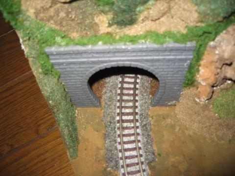 トンネルポータル
