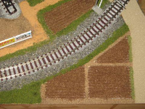 畑の制作その2